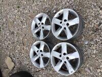 Nissan Juke/ Qashqai Alloy Wheels