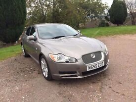 2008 JAGUAR XF 2.7 V6 TURBO DIESEL PREMIUM LUXURY