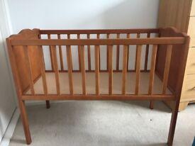 Crib (0-6 months)