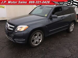 2013 Mercedes-Benz GLK-Class 250 BlueTec, Leather, Sunroof, AWD,