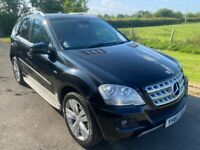 2011 Mercedes-Benz, M CLASS ML300 CDI Blue Efficiency, Auto, 2987 (cc), 4X4 FMBSH 6mth warranty