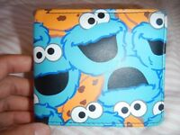 Cookie Monster Wallet