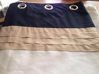 Black, Taupe and cream curtains need gone ASAP