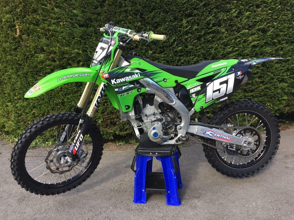 kawasaki kxf 250 2013 motocross not crf rmz yzf ktm in verwood dorset gumtree. Black Bedroom Furniture Sets. Home Design Ideas