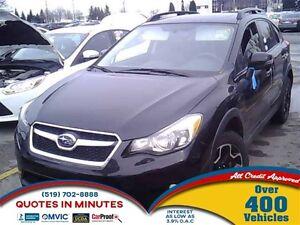 2013 Subaru XV Crosstrek Limited | AWD | NAV | LEATHER | ROOF