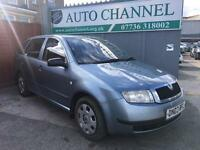 Skoda Fabia 1.2 estate. 6 Months free warranty. New mot