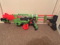 Nerf Vortex Praxis disc gun