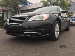 2014 Chrysler 200 Touring, 2.4L, FWD, REMOTE START, CAR-PROOF CL