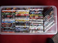 Dvds for sale 20 for £10 you choose the titles . hundreds to choose from .