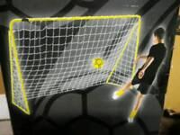 7ft football goals