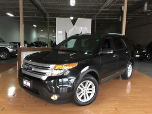 2013 Ford Explorer XLT - 4x4 - 7 SEATER, LEATHER, BACK UP CAM