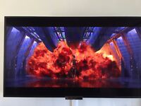 Sony HD 3D LED TV 46 Inch. Model 46W905A. As New Condition.