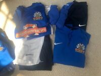 Official Glenavon boys training sets aged 8-10 & 11-12
