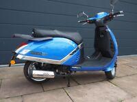 Lambretta Pato scooter - new, unregistered