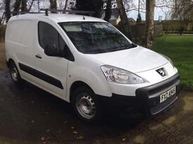 2008 Peugeot Partner HDI (not berlingo, connect, caddy)