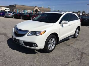 2014 Acura RDX Tech Pkg / SUNROOF / NAVI / LEATHER