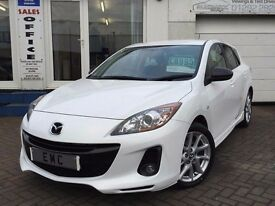 2013 13 Mazda3 2.2D 185 Nav Sport~VERY LOW MILES~ONE OWNER FROM NEW~