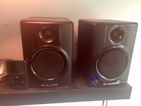 M Audio AV40 Speakers