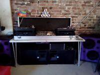D.J. Disco Equipment Ideal start up kit