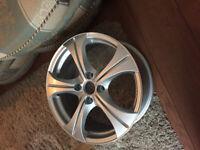 "Alloy wheels 17"" inch Ford b-max cougar escort fiesta focus ka mondeo puma Alloys wheel"