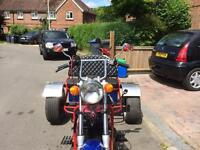 robin reliant trike ( SOLD )