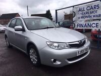 Subaru IMPREZA 2010 Hatchback, Grey , Manual. ForthCarz Sale/Finance