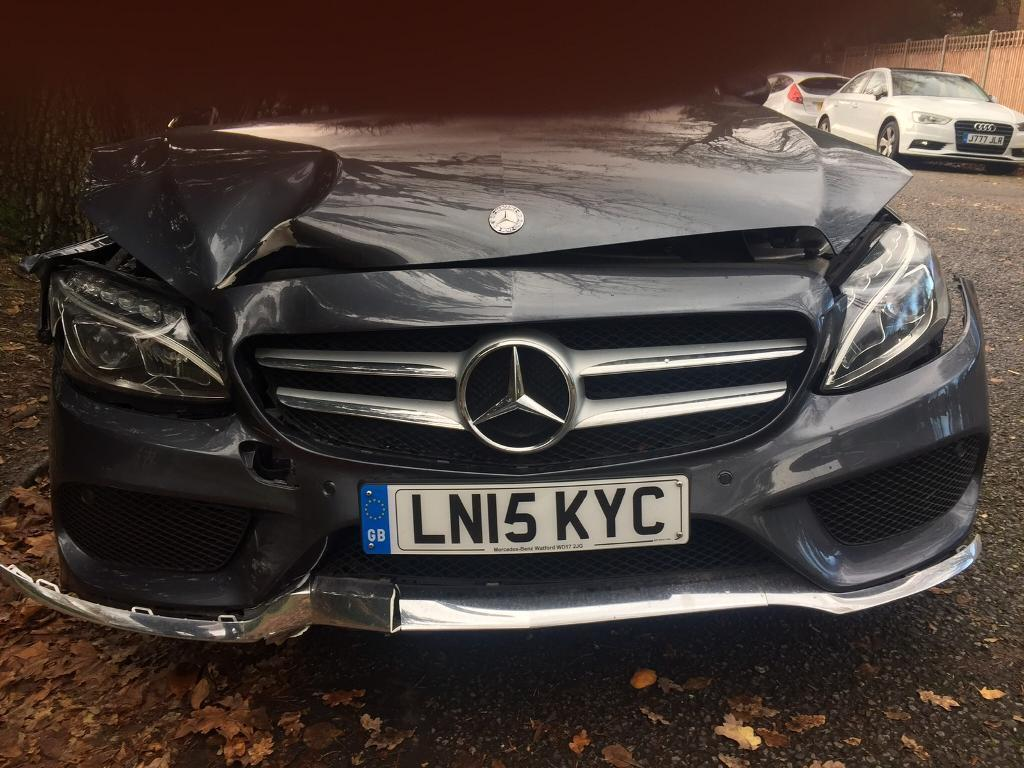 Mercedes Benz Amg Line Premium Plus For Parts In Harrow London