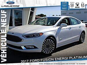 2017 Ford Fusion Energi **PLATINUM*0%*111$/SEM**