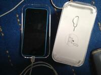 APPLE IPHONE 5C GOOD CONDITION FULLY BOXED