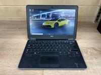 Dell Latitude E7240 12.5'' Intel Core i5 4th Gen 4GB RAM 120GB SSD