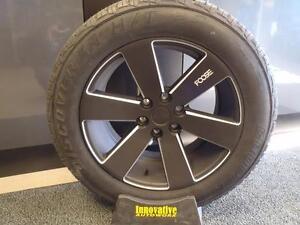 "BRAND NEW 20"" Foose ""Switch"" Rims/wheel/Tire Combo! 6x139.7/6x5.5 Chevy GMC Cadillac"