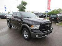 2013 Ram 1500 Outdoorsman  4WD *Tow mirrors/Remote Start/Tonneau