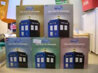 Dr Who 5 Box Set CDs The Lost TV Episodes