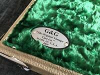 G&G Custom Hardcase for Fender Custom shop
