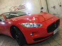 Car Vinyl Wrapping | Window Tinting | Number Plates | Alloy Wheel Refurbishment | HID Xenon LED DRL