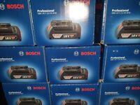 Bosch Professional GBA 18V 2.0Ah Cool Pack Li-Ion 1) Battery 2019