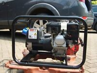 CLARKE POWER (HONDA ENGINE) GENERATOR SET