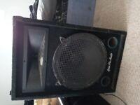 Wharfdale speakers 600w
