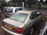 T plate Lexus 3ltr petrol **full years mot**