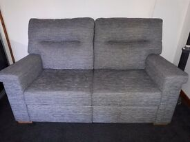 Brand new 2 seater sofa and recliner chair