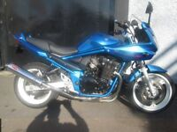 Fantastic condition Bandit 650 ABS model, one of the best examples you will find by far.