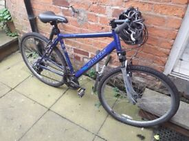 XL Mens Mountain bike in Harborne. Frame size: 58-60cm. Apollo Encounter.