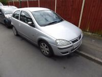 Vauxhall Corsa 1.2 SXi, petrol, low mileage, low tax and insurance O.N.O
