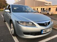 2007 Mazda 6 - 2.0 TD DIESEL - YEARS MOT - Hatchback - Great condition - Great condition