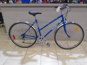 Vélo de ville vintage Véloclub 18'' - 1114-2