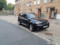 BMW X3 M Sport Automatic Low Mileage For Sale Or Px Mercedes / Audi / Bmw / Golf / Vw / Ford fiesta