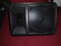 Skytec 150w powered stage monitor