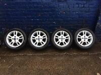 "2014 Ford Fiesta 15"" Alloy Wheels"