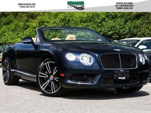 2013 Bentley Continental GTC Cabrio