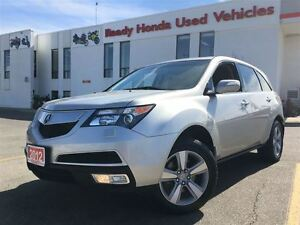 2012 Acura MDX SH-AWD | Leather | Roof | R.Cam